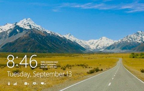 14日凌晨 微软发布windows8开发者预览版